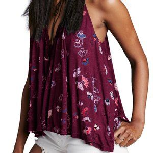 Free People L Love Potion Tank wine